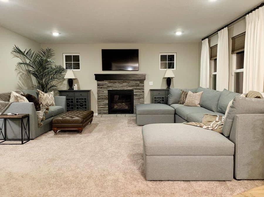 narrow long living room ideas inspiredlifeinteriors