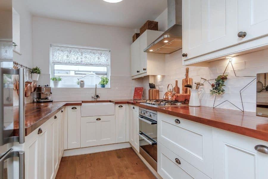 Narrow Small Kitchen Ideas Cotswoldcornerhouse