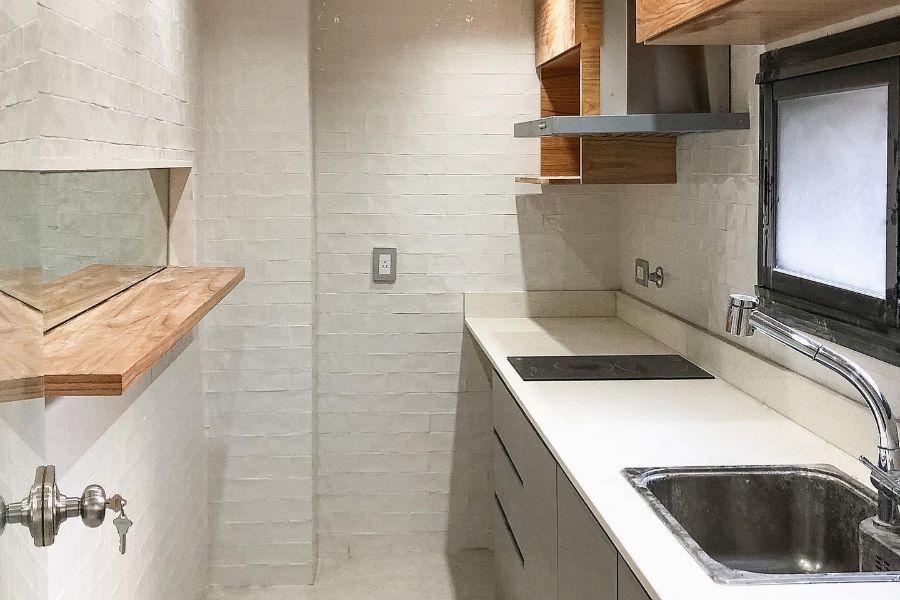 Narrow Small Kitchen Ideas Mmr.arquitectura