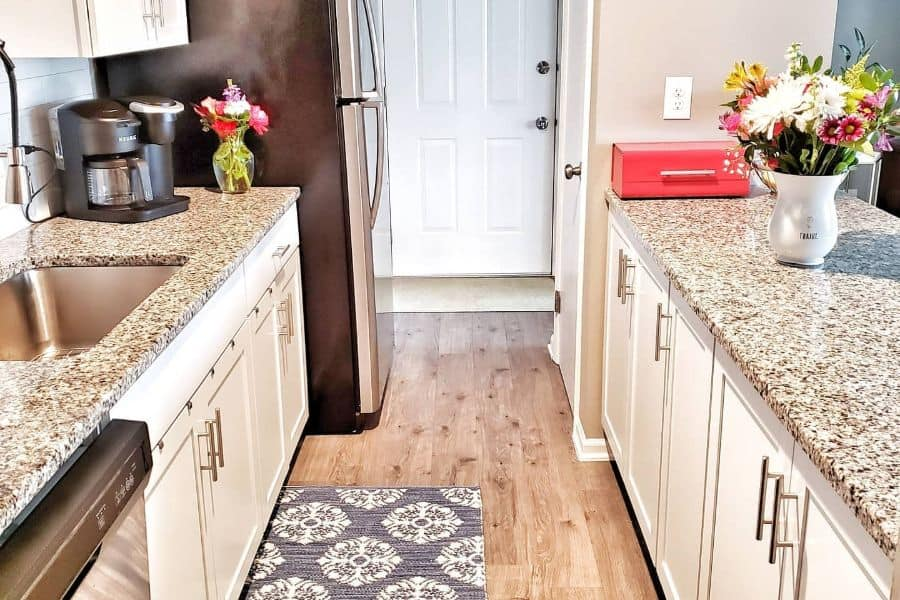 Narrow Small Kitchen Ideas Organizing Home
