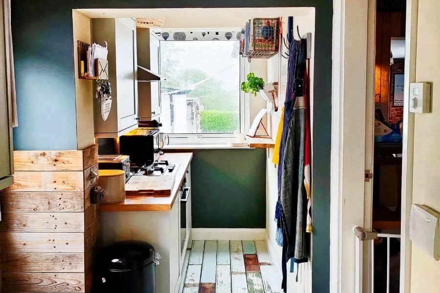 Narrow Small Kitchen Ideas Tedandmacks