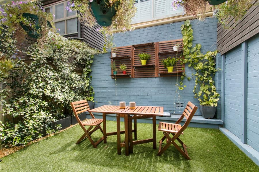 Narrow Small Patio Ideas 3