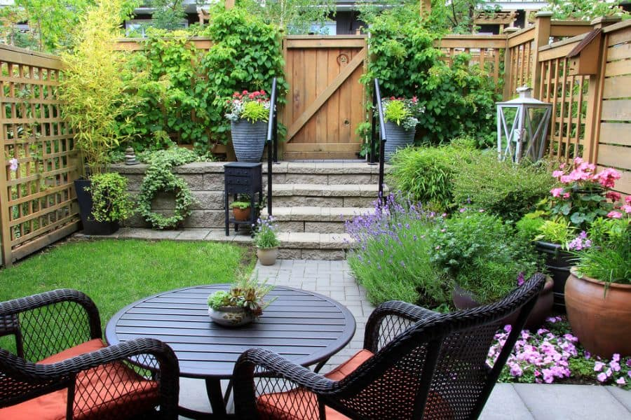 Narrow Small Patio Ideas 42