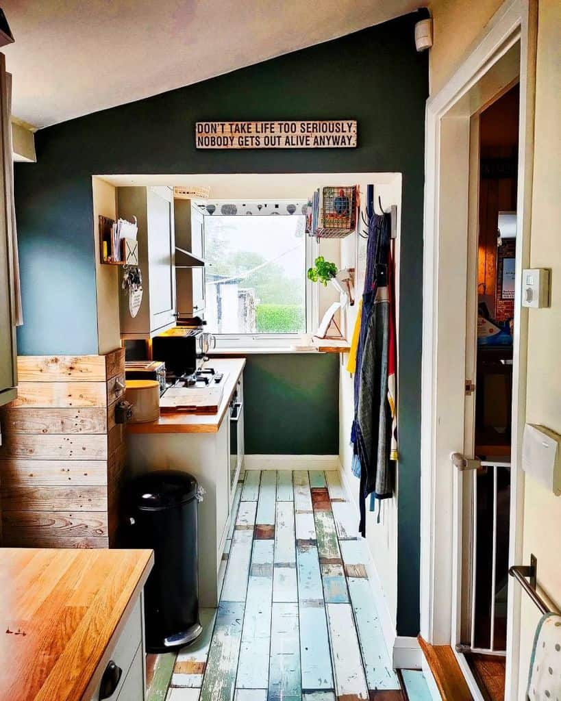 narrow tiny kitchen ideas tedandmacks