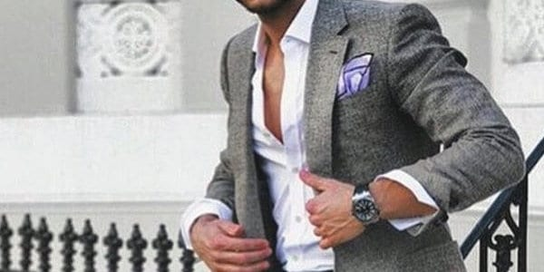 Natural Men's Fashion Advice
