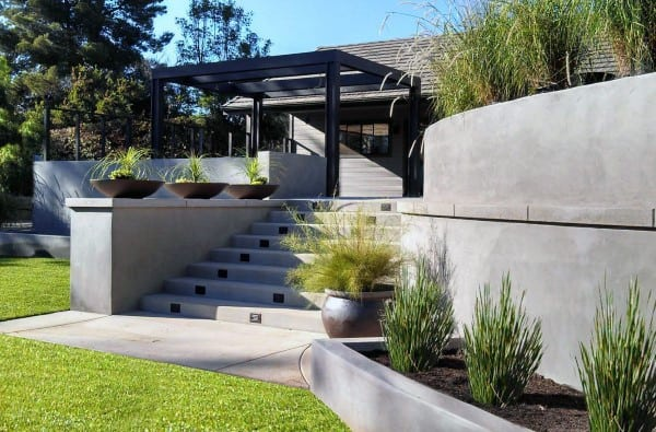 Natural Retaining Wall Ideas