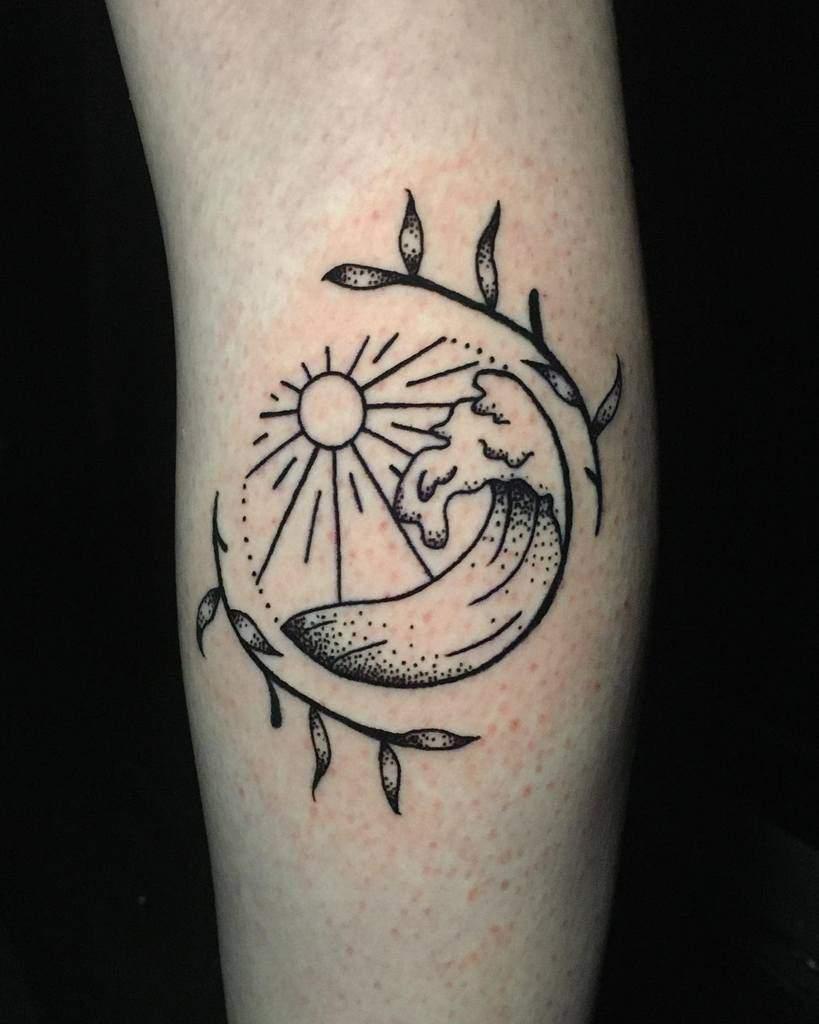 nature-dot-work-sun-wave-nature-line-_ellieamytattoos_