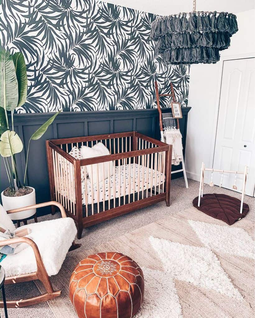Nature Inspired Boho Baby Room Ideas Hillareezy