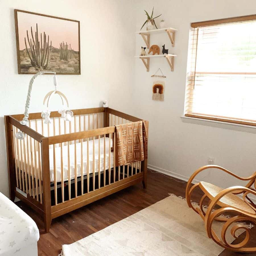 Nature Inspired Boho Baby Room Ideas Kimplasencia