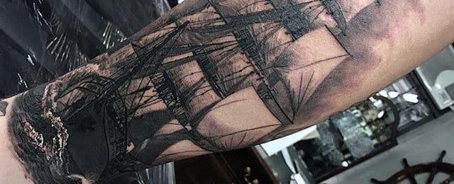 Nautical Tattoos For Men