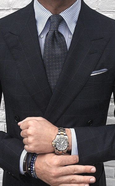 Navy Blue Suit Guys Style Ideas
