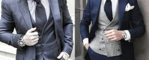 90 Navy Blue Suit Styles For Men – Dapper Male Fashion Ideas