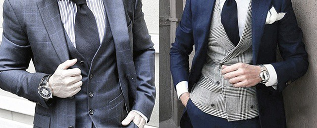 Navy Blue Suit Styles For Men Fashion Ideas