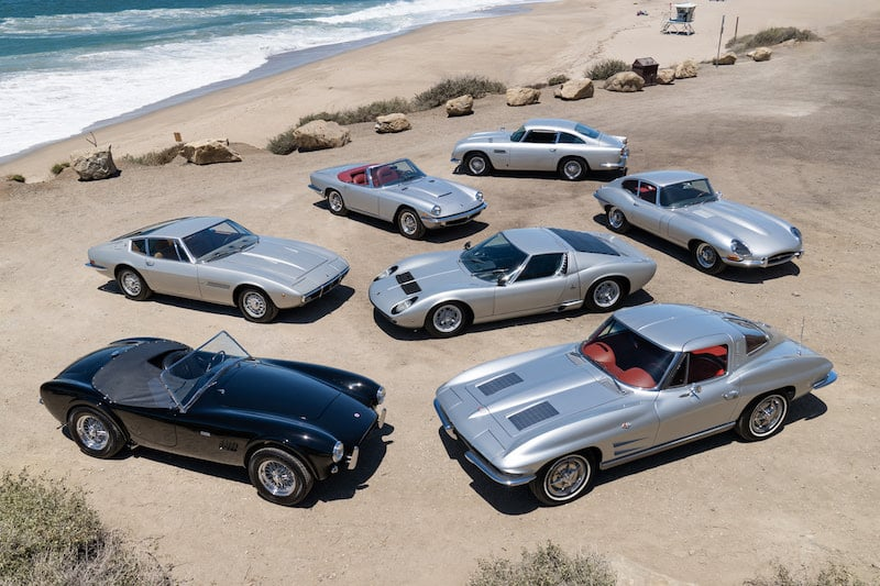 Neal Peart's Incredible Car Collection Up for Sale
