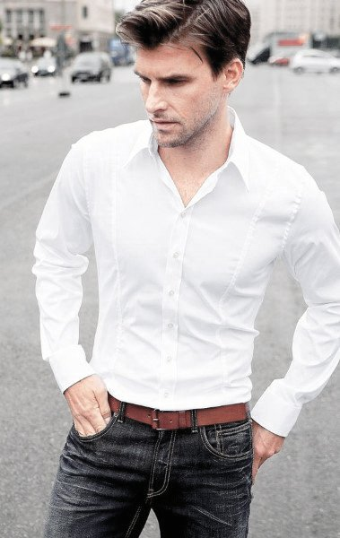 Neat Casual Wear Styles For Men