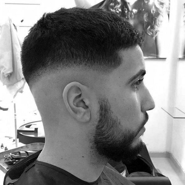 Short Haircuts For Fine Hair Men 30