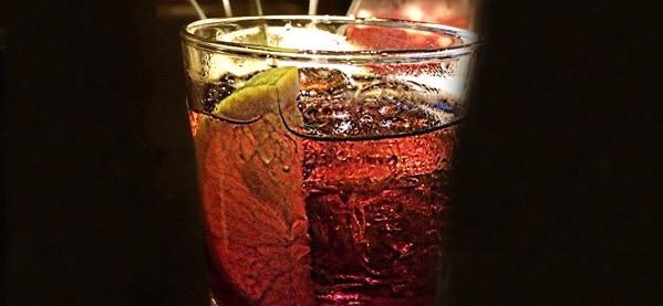 Negroni Gin Cocktail