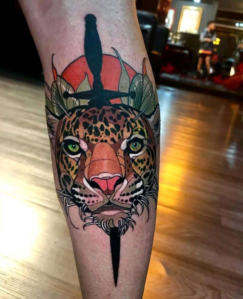 neo-traditional-art-jaguar-tattoo-juanreyes_art