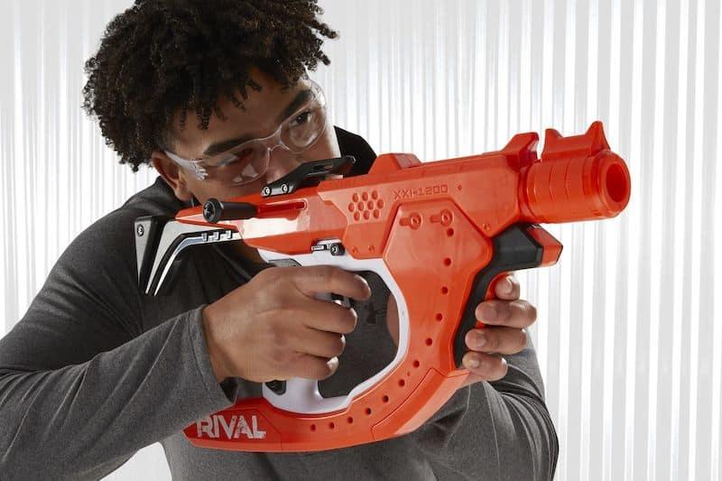 Hasbro's Latest Nerf Gun Can Shoot Around Corners