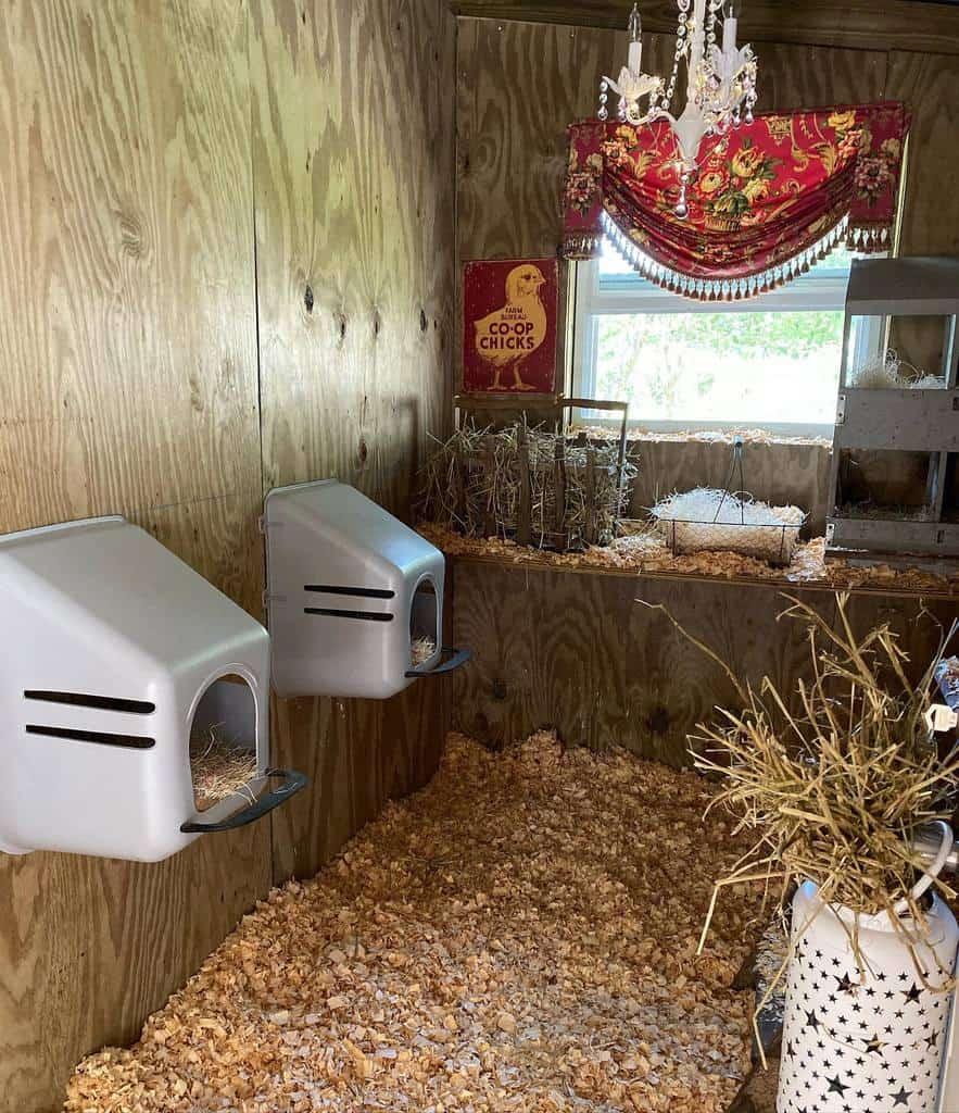 nesting box chicken coop ideas owl_hollow_farm