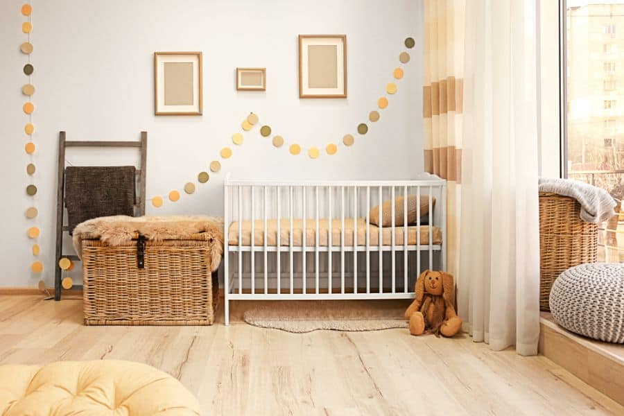 Neutral Baby Room Ideas 2