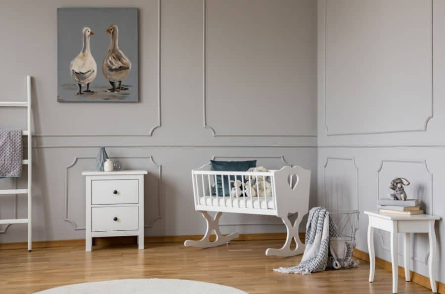Neutral Baby Room Ideas 3