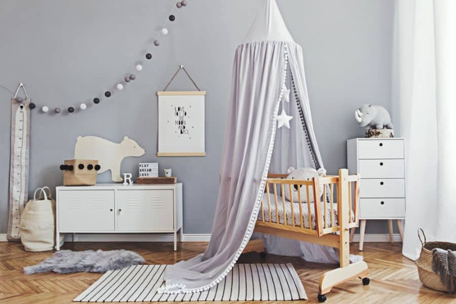 Neutral Baby Room Ideas 4