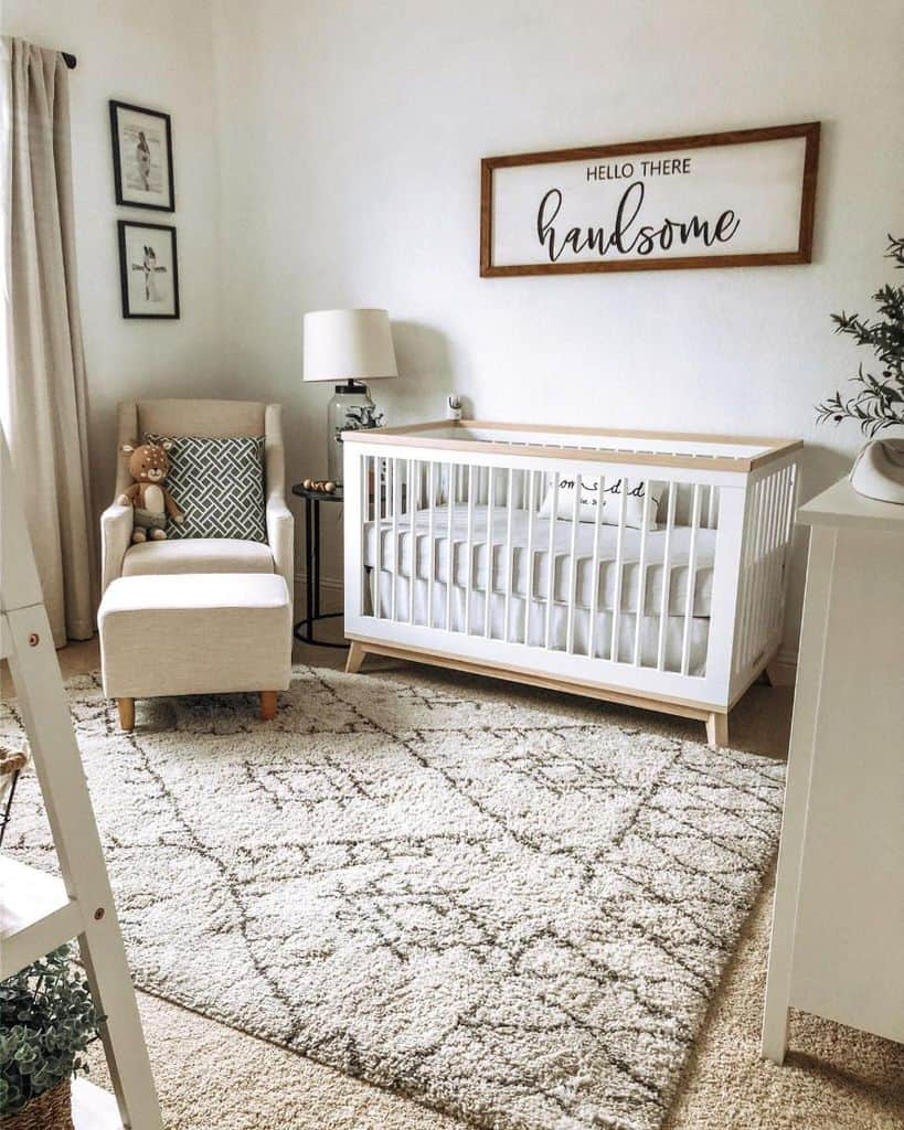 Neutral Baby Room Ideas Alexandrachristineblog