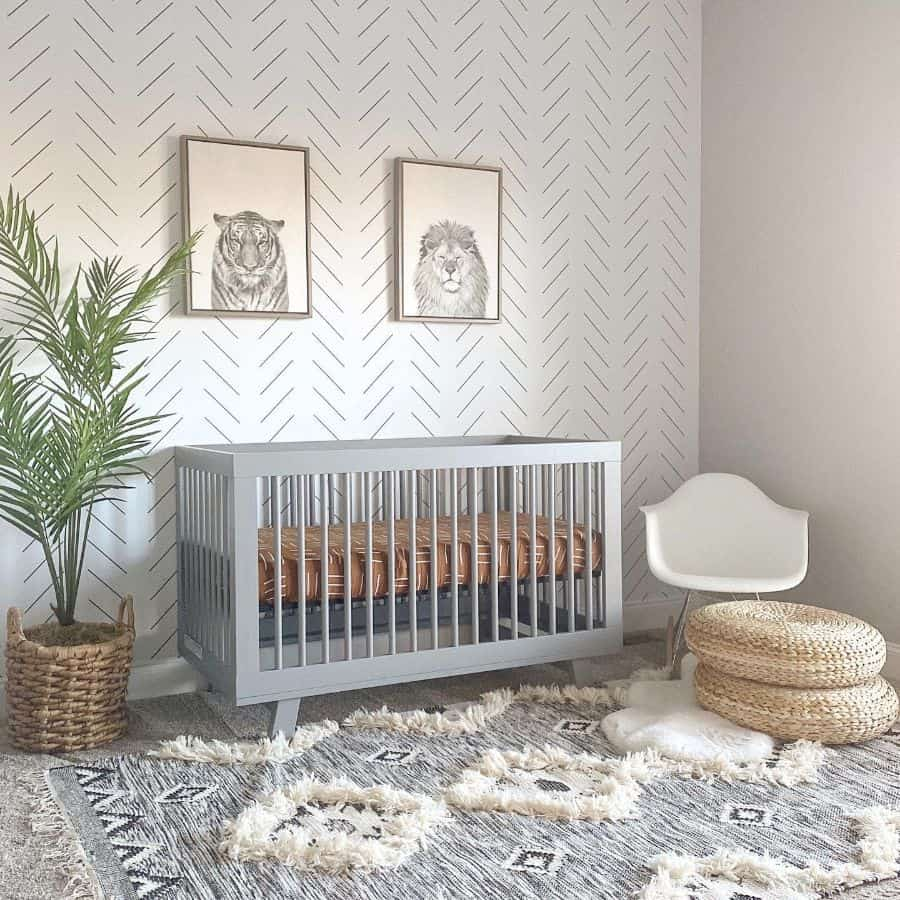 Neutral Baby Room Ideas California Belles