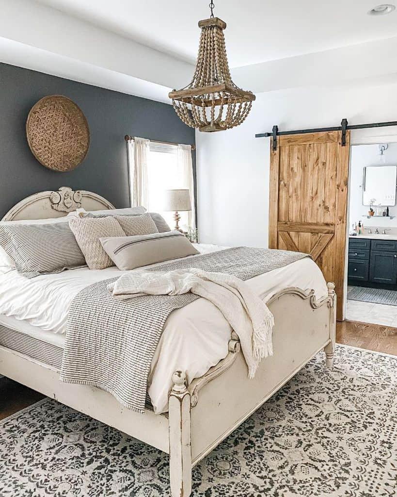 neutral farmhouse bedroom ideas alittledoseofjen