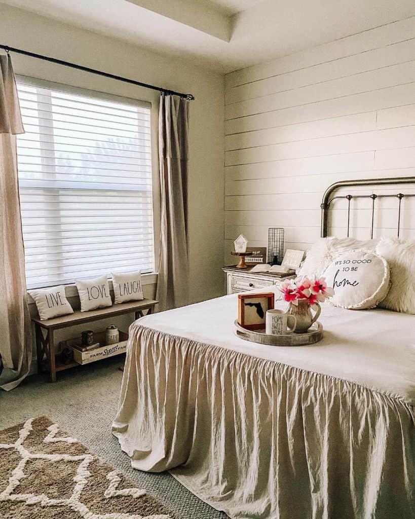 neutral farmhouse bedroom ideas soflafarmhousedecor