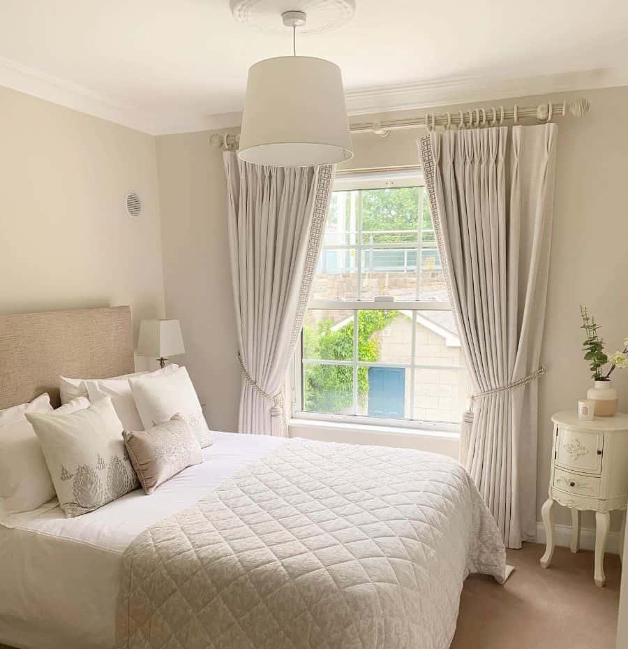 Neutral Guest Bedroom Ideas Judygilroy