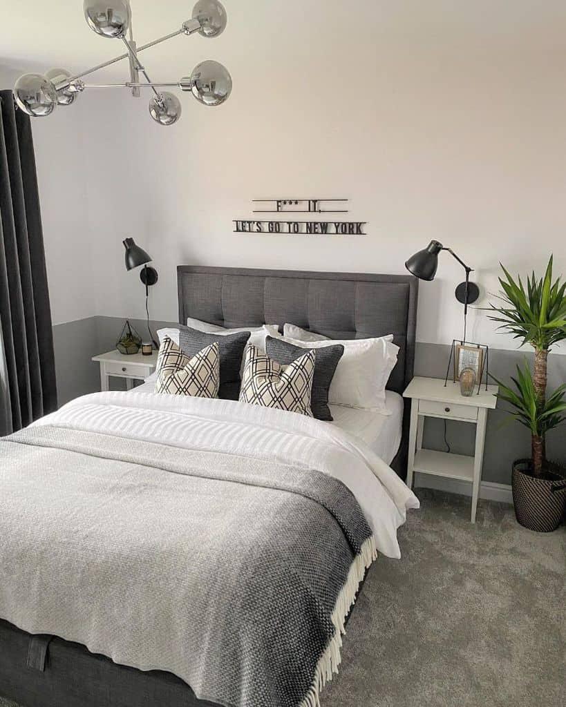 Neutral Guest Bedroom Ideas Oneninebridgewater