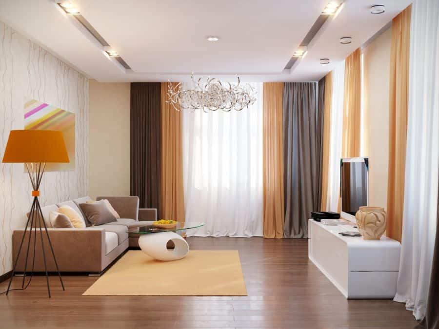 The Top 81 Living Room Curtain Ideas