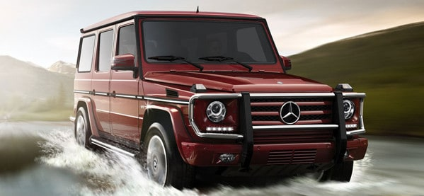 New 2013 Mercedes Benz G63 AMG SUV