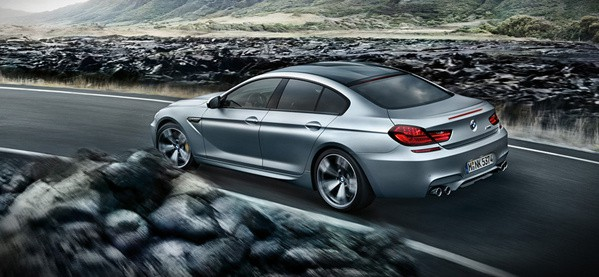 New 2014 BMW M6 Gran Coupe