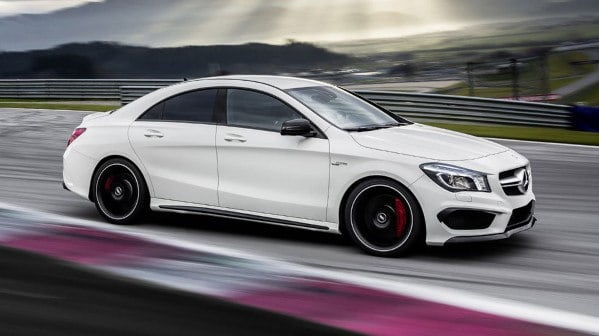 New 2014 Mercedes-Benz CLA 45 AMG