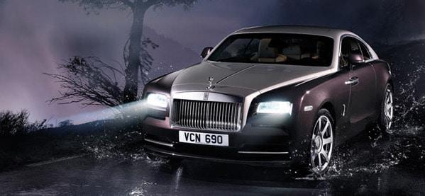 New 2014 Rolls Royce Wraith