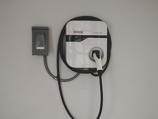 New American Remodel 2019 Electric Vehicle Wall Charger