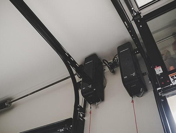 New American Remodel 2019 Garage Door Openers On Wall