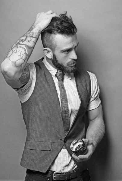Awesome 50 Mohawk Hairstyles For Men Manly Short To Long Ideas Short Hairstyles Gunalazisus