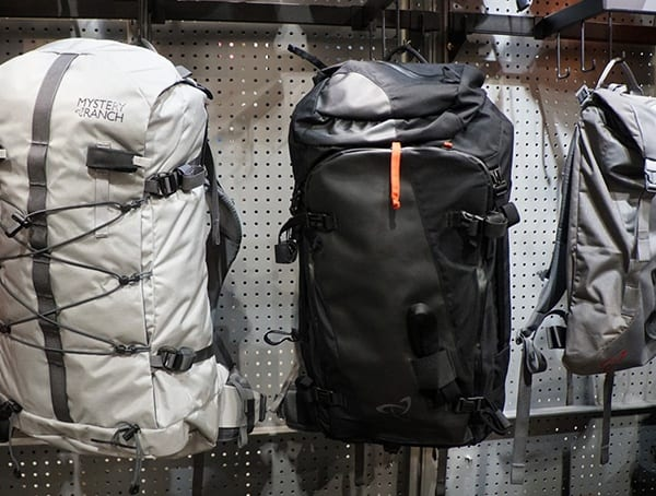 New Packs For Skiing Outdoor Retailer Winter Market 2018 Mystery Ranch