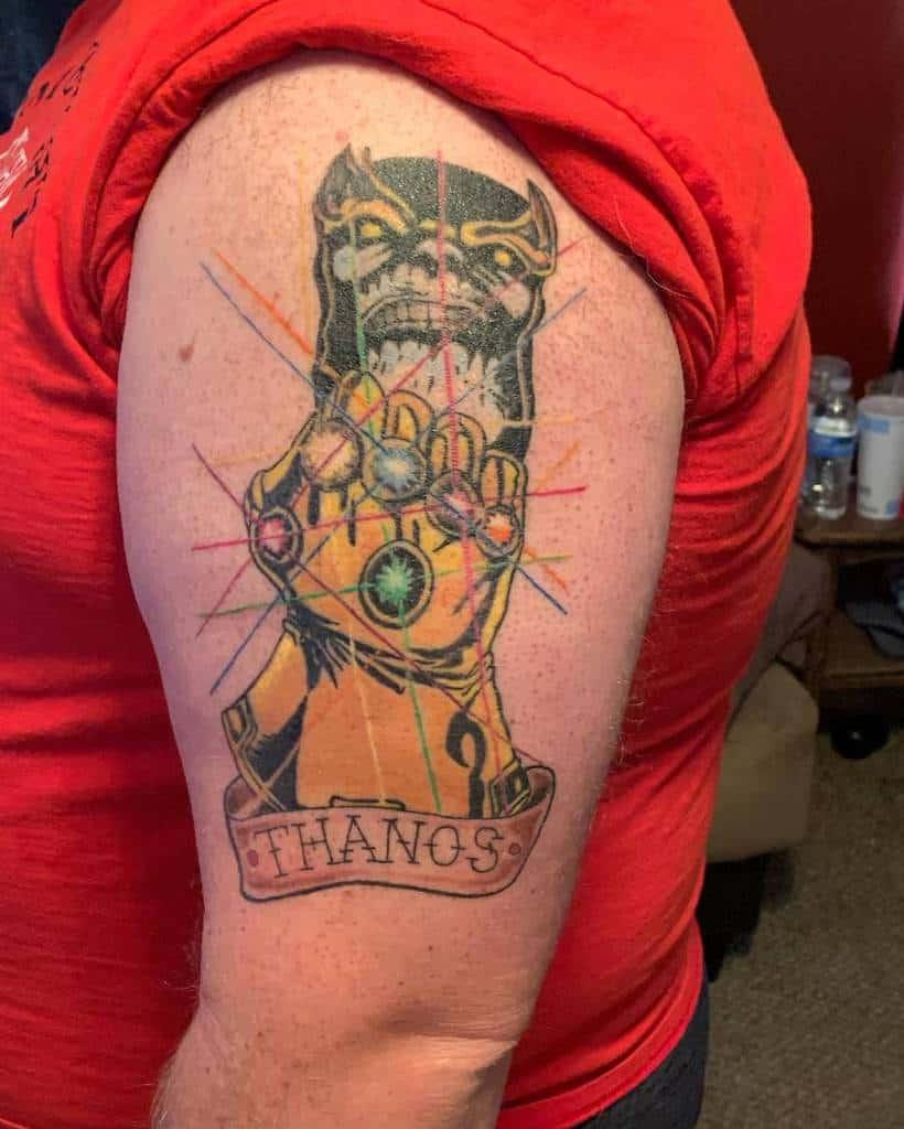 New School Cartoon Thanos Tattoo Bethany.jent