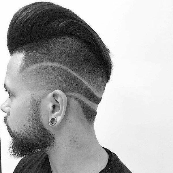 New Trendy Hairstyles For Men