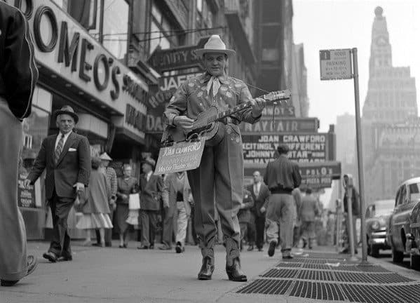 New York City Mens 1950s Fashion Styles