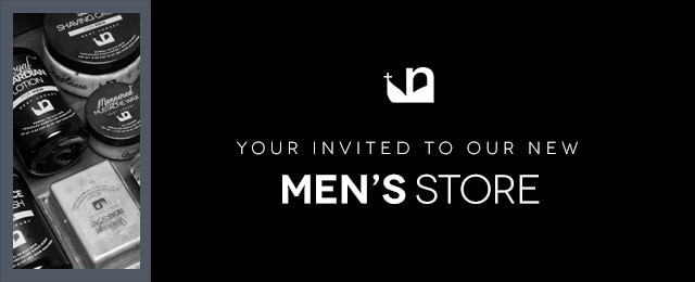 Next Luxury Men's Shop: You're Invited