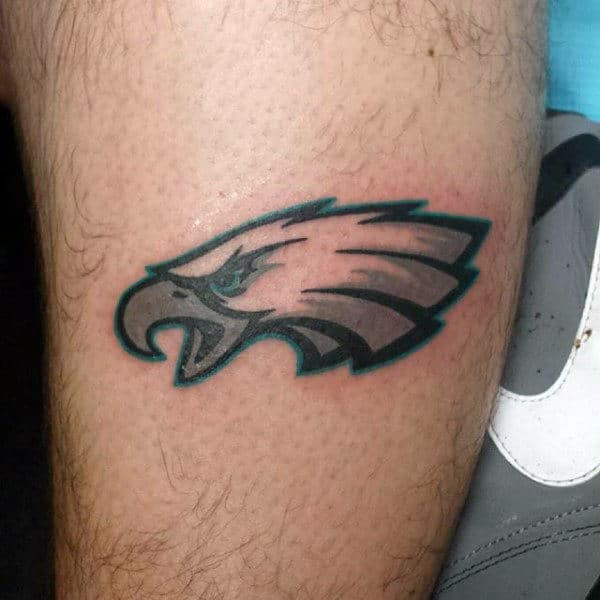 Nfl Logo Eagles Male Football Small Tattoo Ideas On Arm
