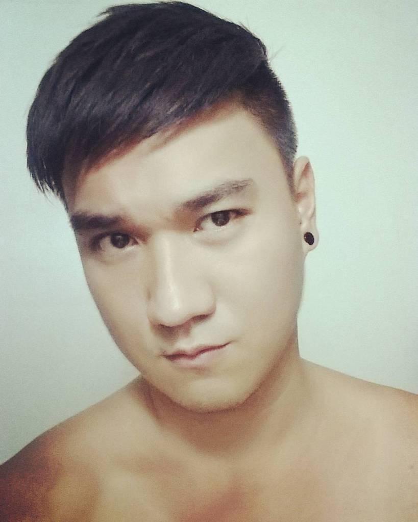 Nice Angular Hair Cut