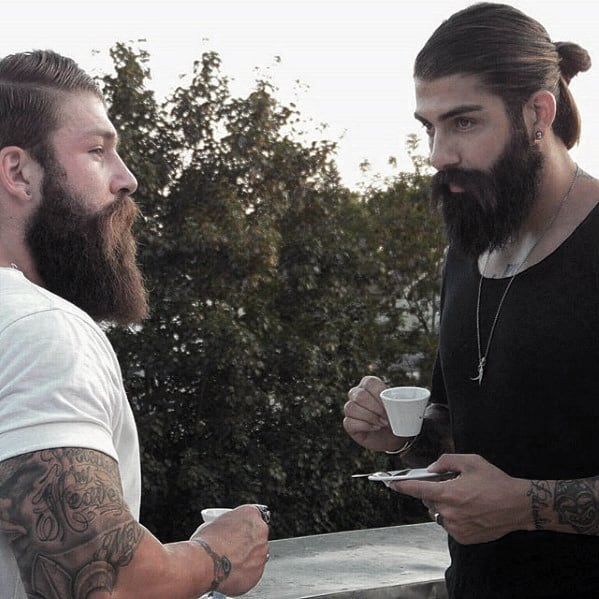 Nice Beard Mens Great Style Ideas