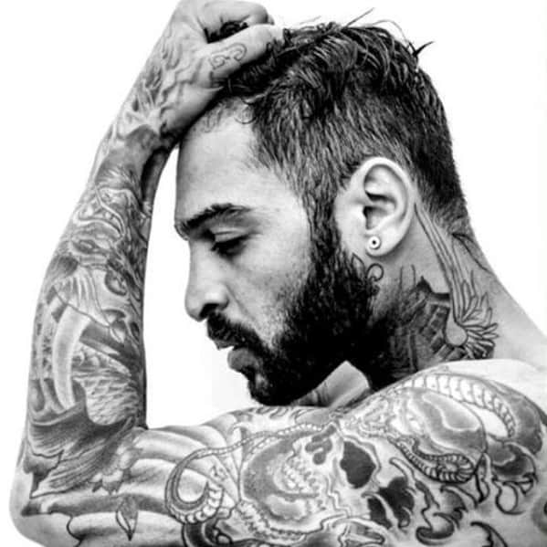 Nice Beard Style Idea On Man